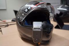 Camera lùi cực xịn cho xe môtô