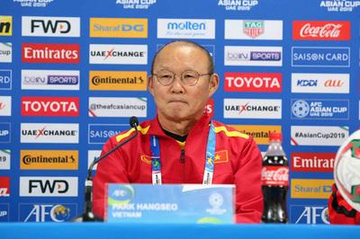 """HLV Park Hang Seo: """"Giá mà tuyển Việt Nam có thêm 1 bàn thắng!"""""""