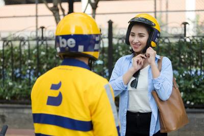 'Be' tặng thêm thu nhập 6,66% cho đối tác tài xế beBike