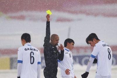 Trọng tài chung kết U23 châu Á cầm còi trận Việt Nam vs Yemen