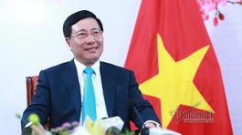 Dấu ấn đối ngoại trong mắt Phó Thủ tướng