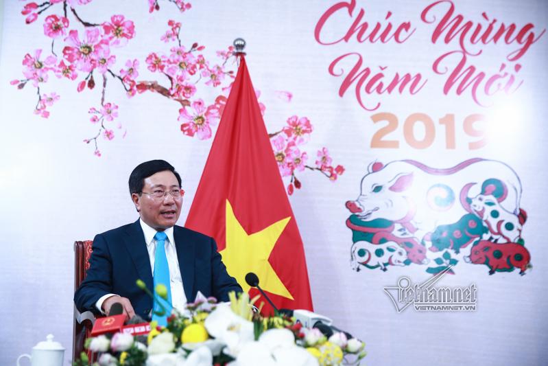 Việt - Mỹ,Việt - Trung,Phó Thủ tướng,Phạm Bình Minh,Biển Đông