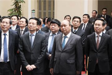 """""""Việt Nam phải phát triển công nghiệp ICT, tăng 15 bậc về CPĐT"""""""