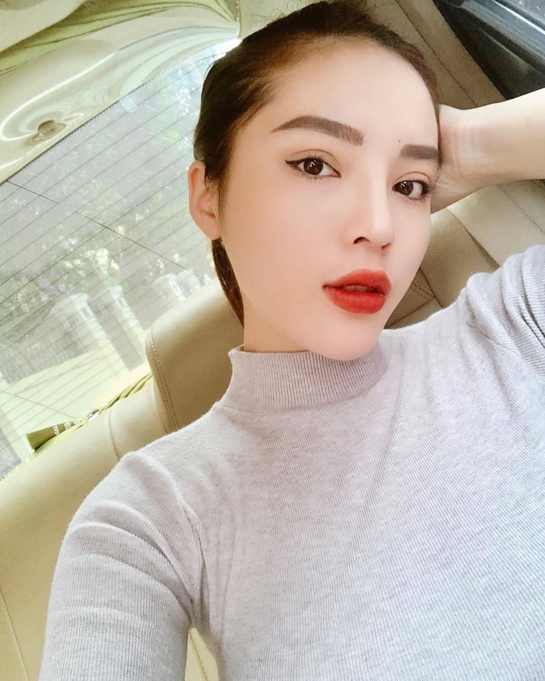Diễn viên Lan Phương khoe con gái 8 tháng tuổi xinh như thiên thần