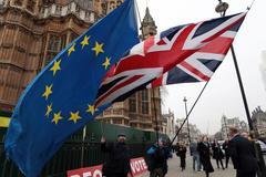 Quốc hội Anh bác bỏ thoả thuận Brexit