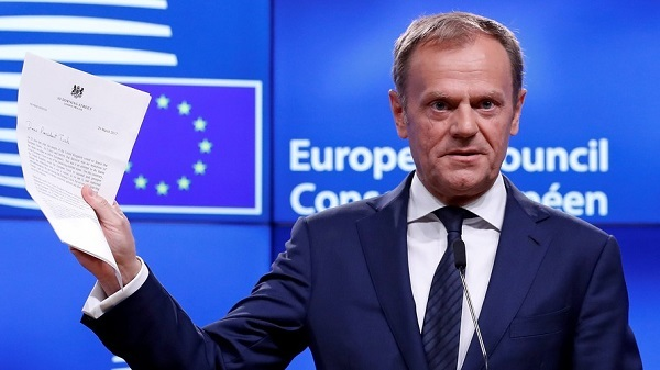 EU kêu gọi Anh hủy Brexit