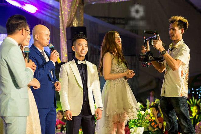 Nam ca sĩ 2 lần hát trong đám cưới 100 cây vàng ở Nam Định là ai?