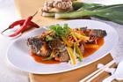 Tung Garden: đặt bàn trên website, giảm 50% món cá mú