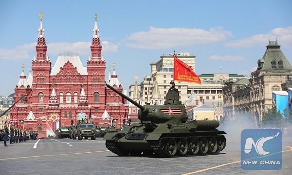 xe tăng,T-34,Nga,Lào