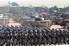 Lầu Năm góc tiết lộ sức mạnh quân sự của Trung Quốc