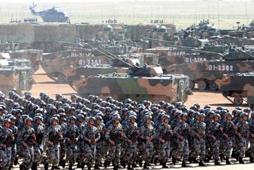 Lầu Năm Góc tiết lộ sức mạnh quân sự của TQ