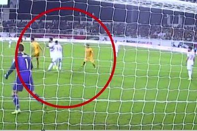 "Xem quả penalty ""ma"" tại Asian Cup 2019"