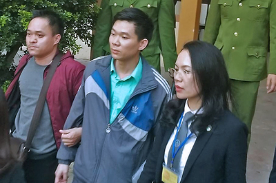 Bị cáo Hoàng Công Lương tiếp tục giữ quyền im lặng