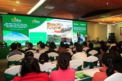 Hơn 800 hộ nông dân cùng VinEco sản xuất nông sản sạch