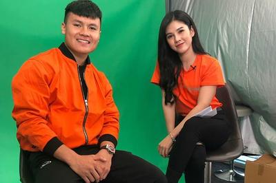 Nữ MC hot nhất AFF Cup đặt niềm tin vào Quang Hải trước trận Việt Nam gặp Yemen