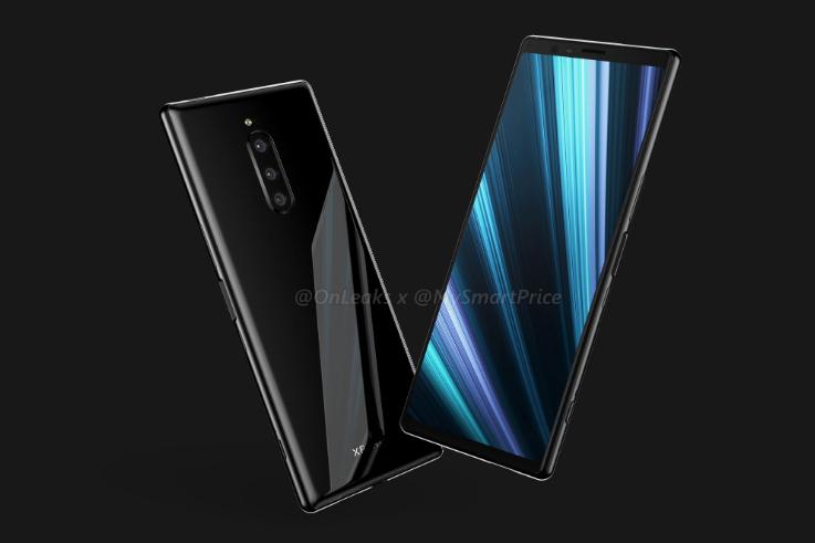 Sony,MWC 2019