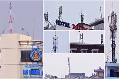 Nhà mạng Viettel, VNPT, MobiFone chia sẻ, dùng chung 1.800 trạm BTS
