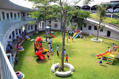 Hà Nội đẩy mạnh xã hội hóa sân chơi cộng đồng