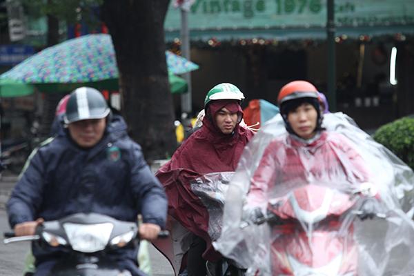 Thời tiết Hà Nội 3 ngày tới: Chìm trong mưa rét