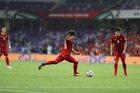 Việt Nam 1-0 Yemen: Siêu phẩm sút phạt của Quang Hải (H2)