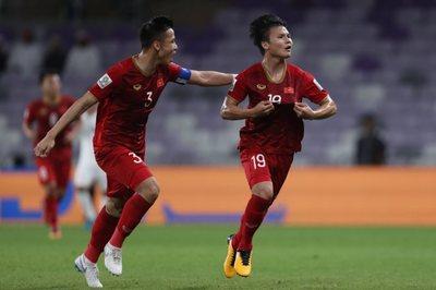 Thắng Yemen 2-0, tuyển Việt Nam chờ vé vào vòng 1/8