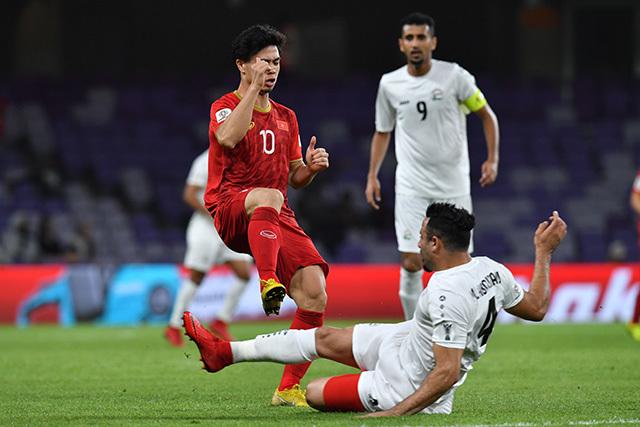HLV Nguyễn Thành Vinh: 'Việt Nam thắng Jordan 1-0 trong 90 phút'