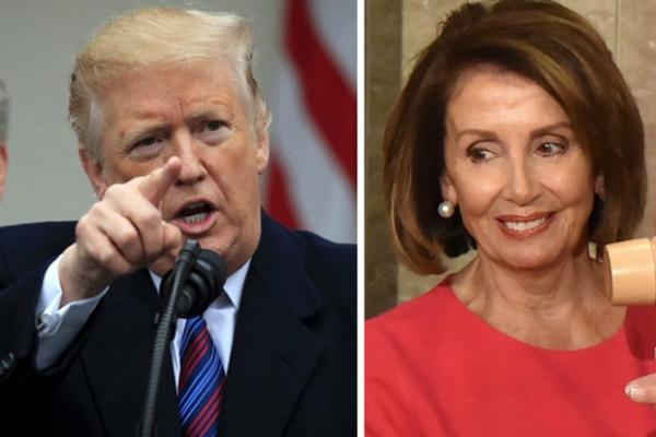 Ông Trump hứng 'đòn' bất ngờ từ Chủ tịch Hạ viện Mỹ