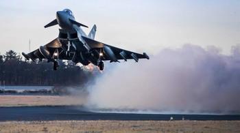 Báo động đỏ: Hàng loạt chiến cơ Anh không thể tham chiến