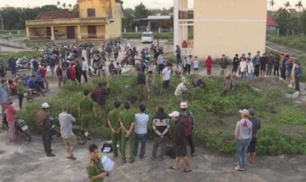 2 nhóm học sinh dàn trận đánh nhau, 1 người tử vong
