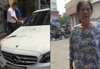 Người phụ nữ dùng búa đập phá Mercedes-Benz 2 tỷ thoát kiện