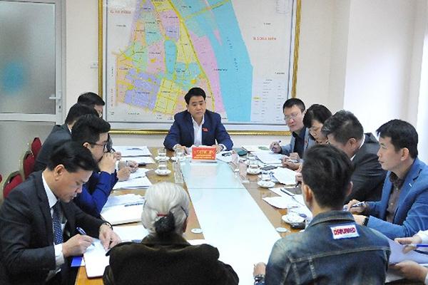 Diễn biến mới nhất về việc cấm ghi hình khi tiếp dân của Hà Nội