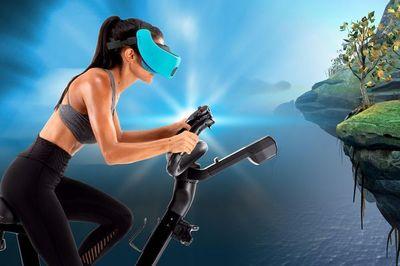 Công nghệ VR 'len lỏi' vào các thiết bị luyện tập thể thao