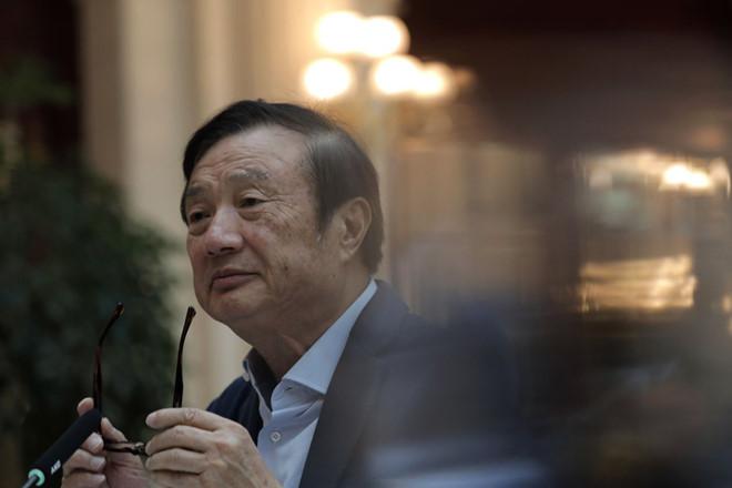 Huawei,Mỹ - Trung