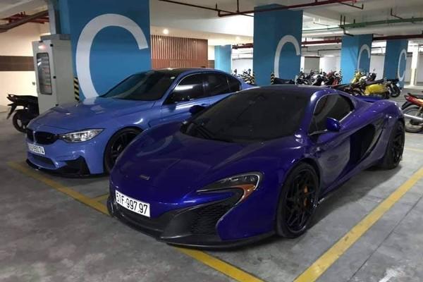 Cường Đô-la lại bán Audi R8 V10 Plus và McLaren 650S Spider