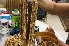 Nhân viên 9X 'cuỗm' 230 lượng vàng đi bán thì bị tóm