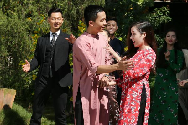 'Bà Tưng' bất ngờ mặc kín, tái xuất trong MV tiền tỷ của Đức Tuấn