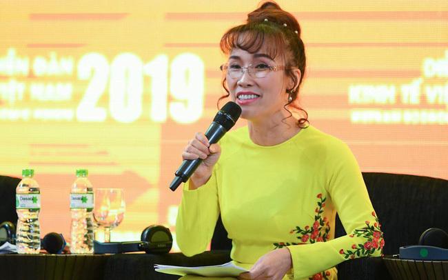 Diễn đàn Kinh tế Việt Nam,Ban Kinh tế Trung ương,bà Nguyễn Thị Phương Thảo,CEO Vietjet