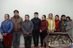 Bộ Công an đột kích điểm nuôi nhốt tê tê lớn nhất Hà Tĩnh