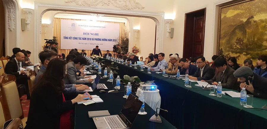 Hợp tác UNESCO với Việt Nam nở rộ trong năm 2018