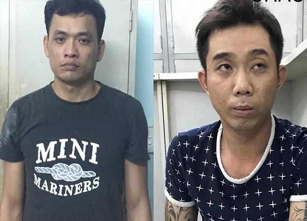 Cặp đôi cao thủ trộm cắp ô tô ở Sài Gòn