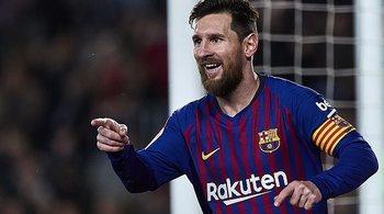 Messi ghi bàn, Barca vào tứ kết Cúp Nhà Vua