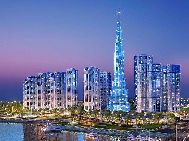 Góp vốn trễ 6 ngày, dự án cao nhất thành phố bị vướng