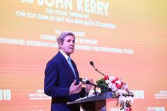 Cựu Ngoại trưởng Mỹ: Chúng ta cần thay đổi lịch sử
