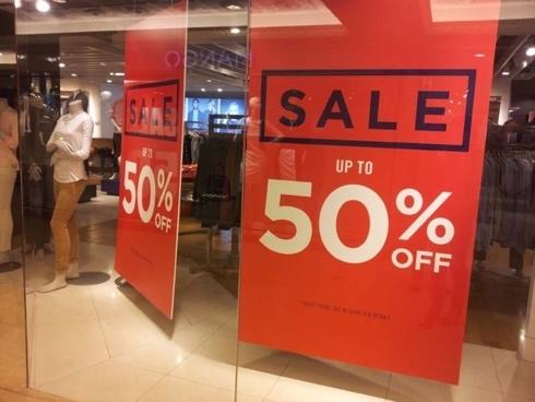mua hàng giảm giá,chi tiêu