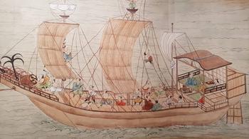 Cận cảnh đồ vật cổ quý hiếm từ các con tàu đắm
