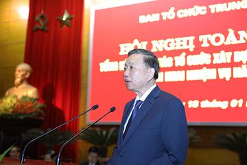Bộ trưởng Tô Lâm: Bỏ 6 tổng cục, Bộ Công an tiết kiệm 1.000 tỷ