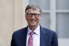 Hành động của tỷ phú Bill Gates khiến dân mạng phát sốt