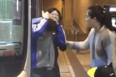 Tài xế bị 2 phụ nữ Trung Quốc giật tóc, đánh đập