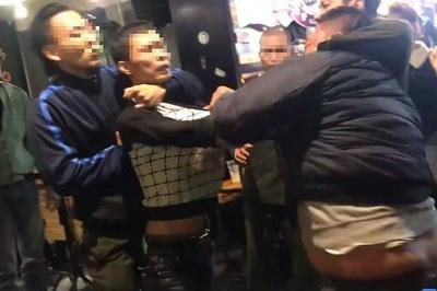 Sự thật về dân phòng ẩu đả với nhóm thanh niên trên phố Tạ Hiện