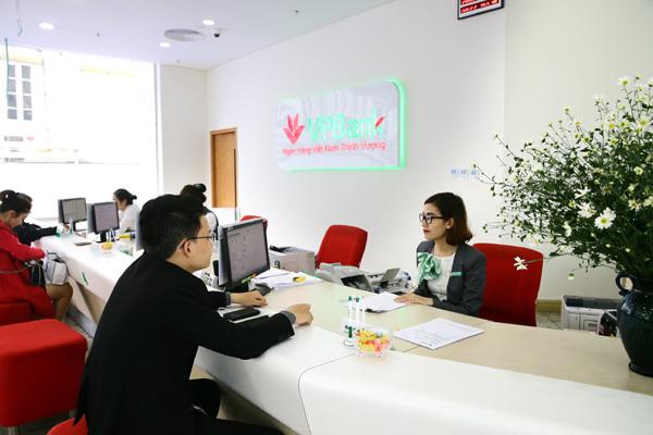 VPBank đạt lợi nhuận gần 9.200 tỷ đồng năm 2018
